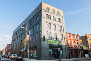 Lease apartments in Federal Hill Baltimore