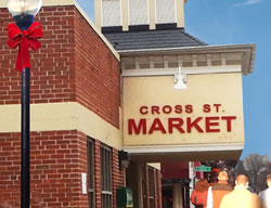 Cross Street Market in Federal Hill