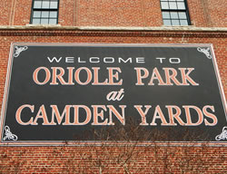 Baltimore Orioles Camden Yards Baltimore