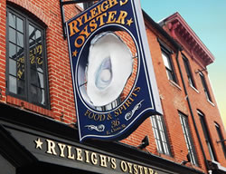 Ryleighs Oyster in Federal Hill