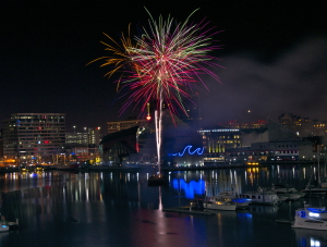 baltimore new years
